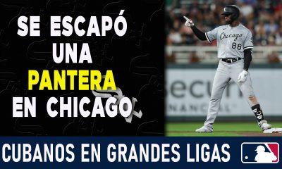 Resumen Cubanos en Grandes Ligas - 18 Ago 2021