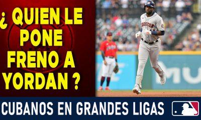 Resumen Cubanos en Grandes Ligas - 21 Ago 2021
