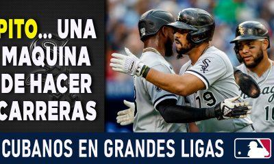 Resumen Cubanos en Grandes Ligas - 24 Ago 2021