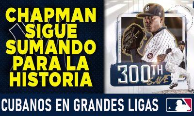 Resumen Cubanos en Grandes Ligas - 26 Ago 2021